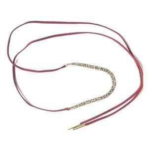 Jen Atkin x Chloe and Isabel necklace headband